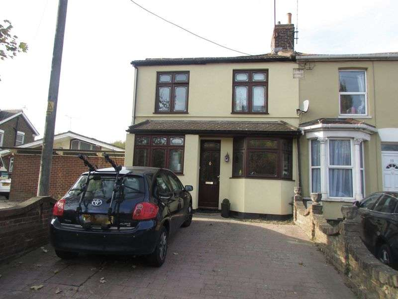 4 Bedrooms Semi Detached House for sale in Green Street Green Road, Dartford