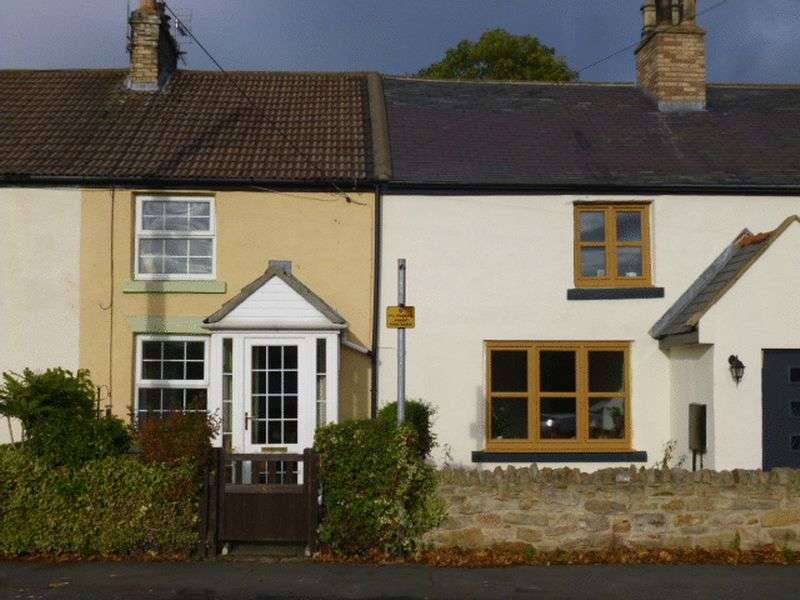 1 Bedroom Terraced House for sale in Low Etherley, Bishop Auckland