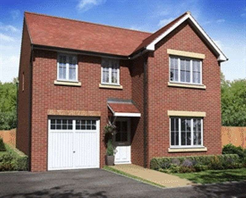 4 Bedrooms Detached House for sale in The Keating, Holly Bank, Wombwell, Barnsley