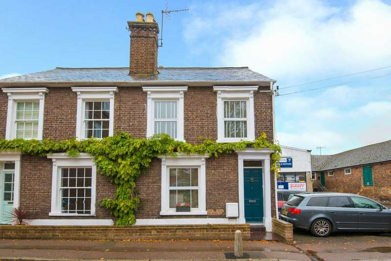 3 Bedrooms Semi Detached House for sale in Chapel Street, Berkhamsted