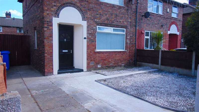 3 Bedrooms Semi Detached House for sale in Trafford Avenue, Warrington