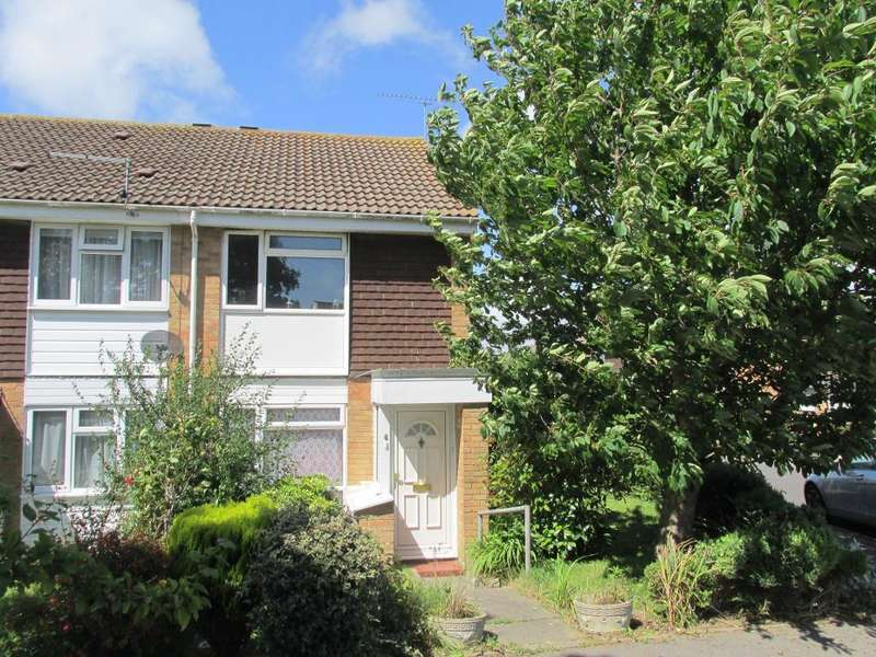2 Bedrooms End Of Terrace House for sale in Cygnet Walk, North Bersted, Bognor Regis, West Sussex, PO22 9LY