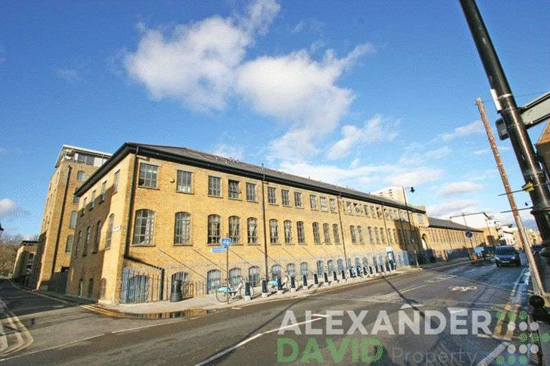 2 Bedrooms Flat for sale in Connaught Works, London E3