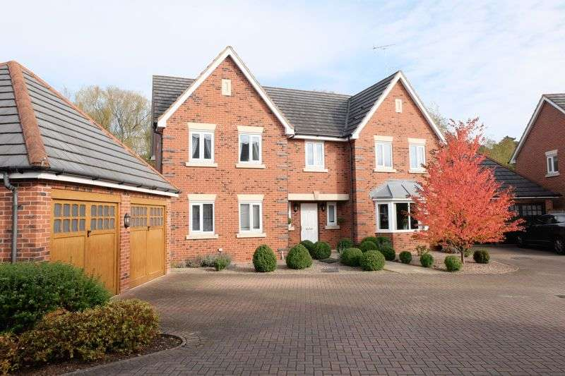 5 Bedrooms Detached House for sale in Evergreen Way, Stourport-On-Severn DY13 9GH