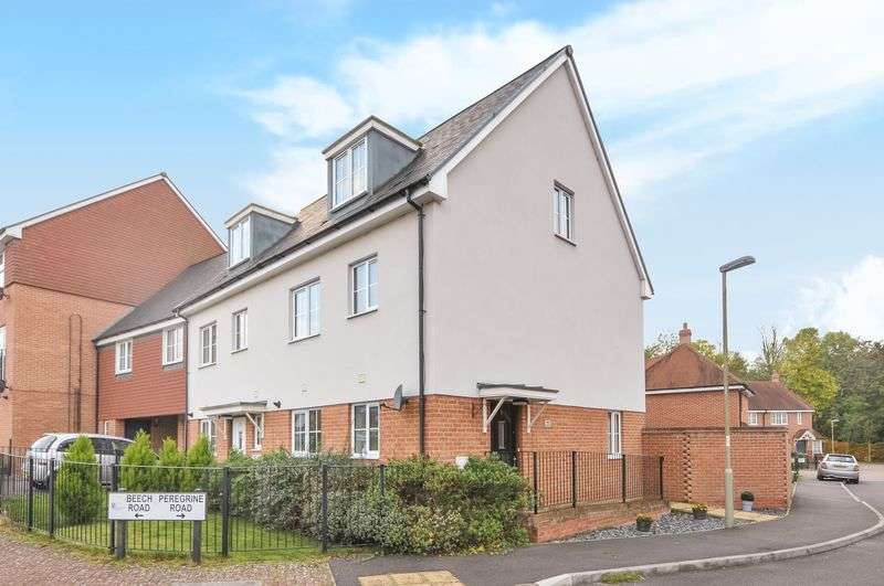 3 Bedrooms Semi Detached House for sale in Peregrine Road, Newbury