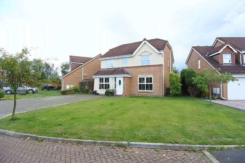 4 Bedrooms Detached House for sale in Antonine Way, Houghton