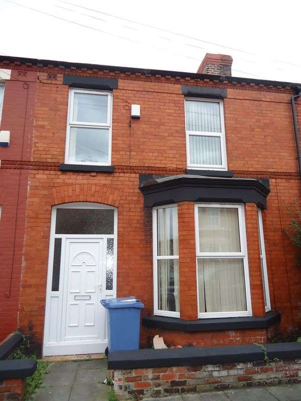 3 Bedrooms Terraced House for sale in Cranborne Road, Wavertree, Liverpool
