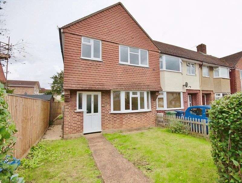 3 Bedrooms Terraced House for sale in Bodley Road, Oxford