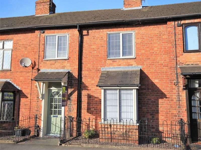 3 Bedrooms Terraced House for sale in Talbot Street, Whitchurch