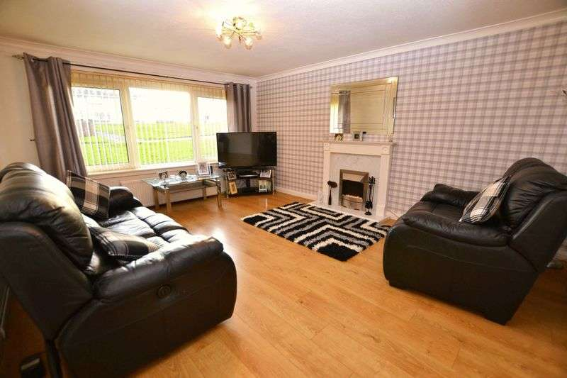 2 Bedrooms Flat for sale in Auchintibber Court, Blantyre, Glasgow