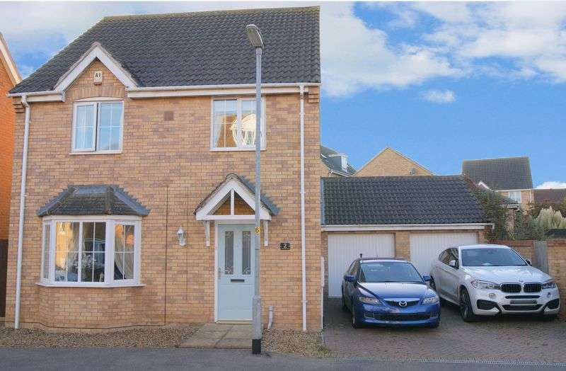 4 Bedrooms Detached House for sale in Cavendish Way, Grantham