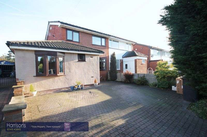 3 Bedrooms Semi Detached House for sale in Marlborough Road, Atherton, Manchester, Greater Manchester.