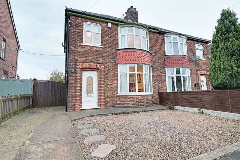 3 Bedrooms Semi Detached House for sale in Peveril Avenue, Scunthorpe