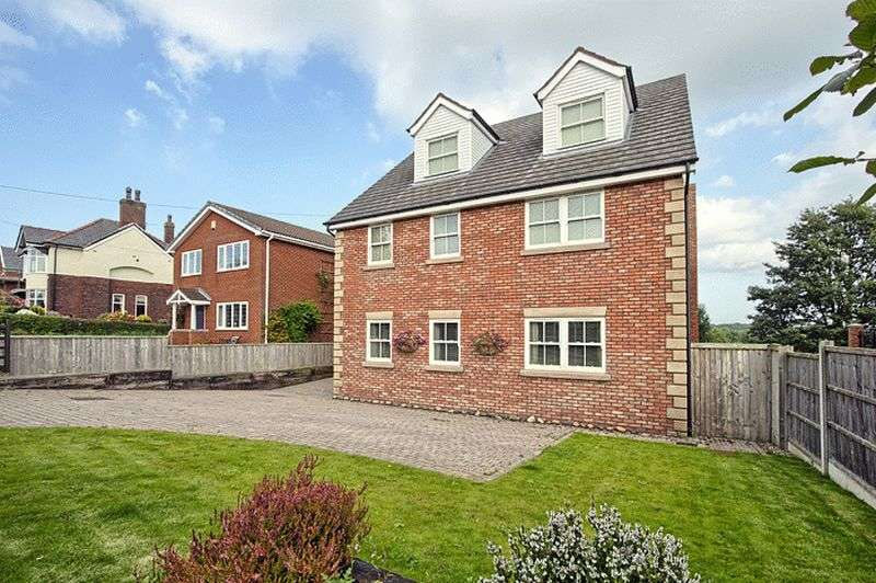 5 Bedrooms Detached House for sale in Coe Lane, Tarleton, Preston