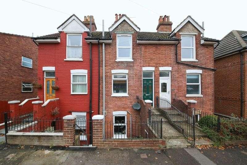 3 Bedrooms Terraced House for sale in Oak Road, Tunbridge Wells