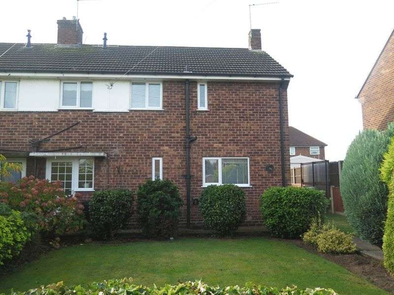 3 Bedrooms Semi Detached House for sale in Highfield Road, Mansfield