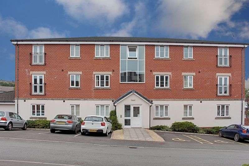 2 Bedrooms Flat for sale in Flavius Close, Newport