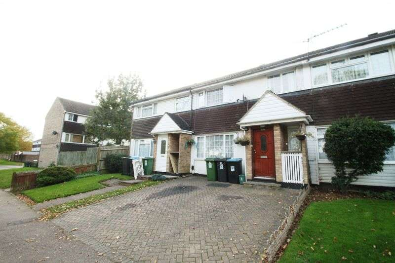 3 Bedrooms Terraced House for sale in St. Agnells Lane, Hemel Hempstead