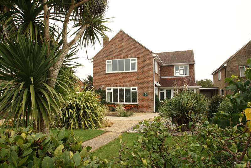 3 Bedrooms Detached House for sale in Falmer Avenue, Goring By Sea, Worthing, BN12