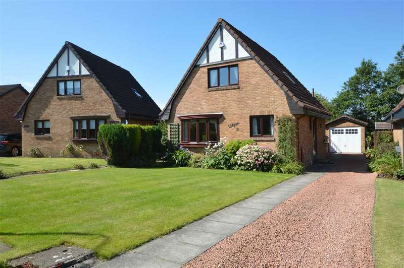 3 Bedrooms Detached House for sale in Kane Place, Stonehouse