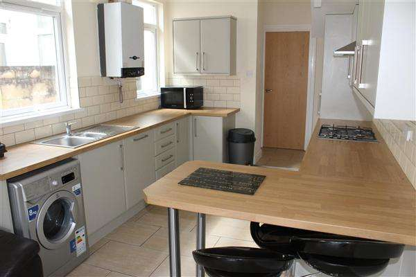 6 Bedrooms Terraced House for rent in Brithdir Street, Cathays, Cardiff