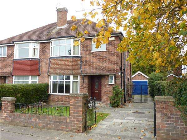3 Bedrooms Semi Detached House for sale in ALLESTREE DRIVE, SCARTHO, GRIMSBY
