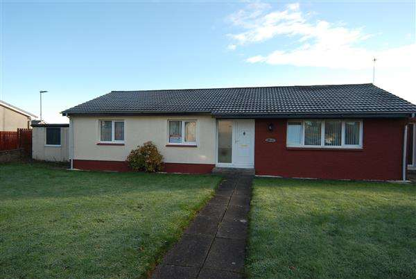 4 Bedrooms Bungalow for sale in Machrie Place, Kilwinning