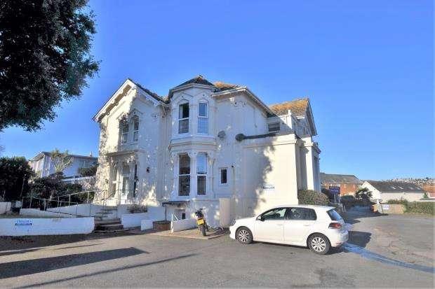 1 Bedroom Flat for sale in Dartmouth Road, Paignton, Devon