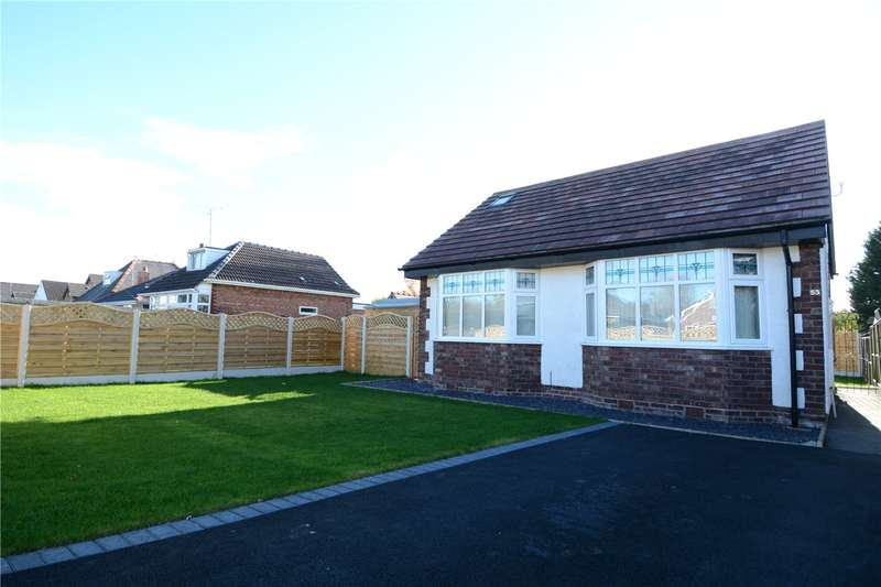 2 Bedrooms Detached Bungalow for sale in Birch Avenue, Upton, Wirral
