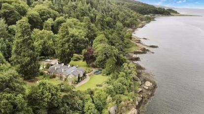5 Bedrooms Detached House for sale in Craigton Point, North Kessock