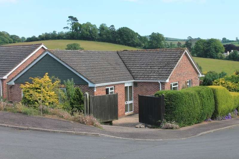 3 Bedrooms Detached Bungalow for sale in Tipton St John, Sidmouth