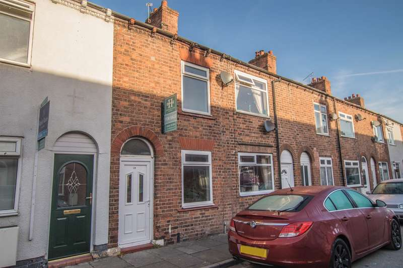 2 Bedrooms House for sale in 2 bedroom House Terraced in Northwich