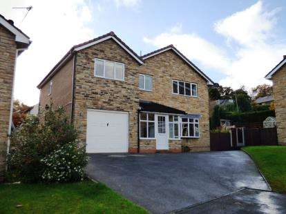 6 Bedrooms Detached House for sale in Meadow Close, Whaley Bridge, High Peak