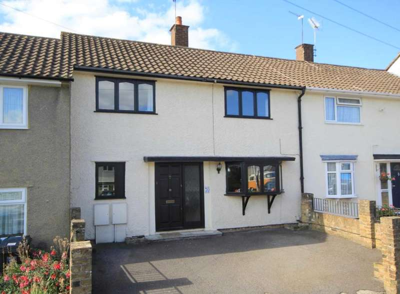 4 Bedrooms House for sale in EXTENDED 4 BED WITH NO UPPER CHAIN, Roseheath, Hemel Hempstead