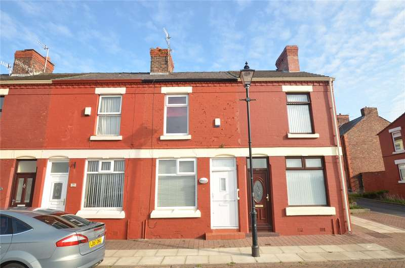 1 Bedroom Terraced House for sale in Grafton Street, Liverpool, Merseyside, L8