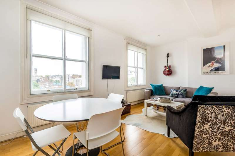 2 Bedrooms Flat for sale in Ladbroke Grove, Notting Hill, W11