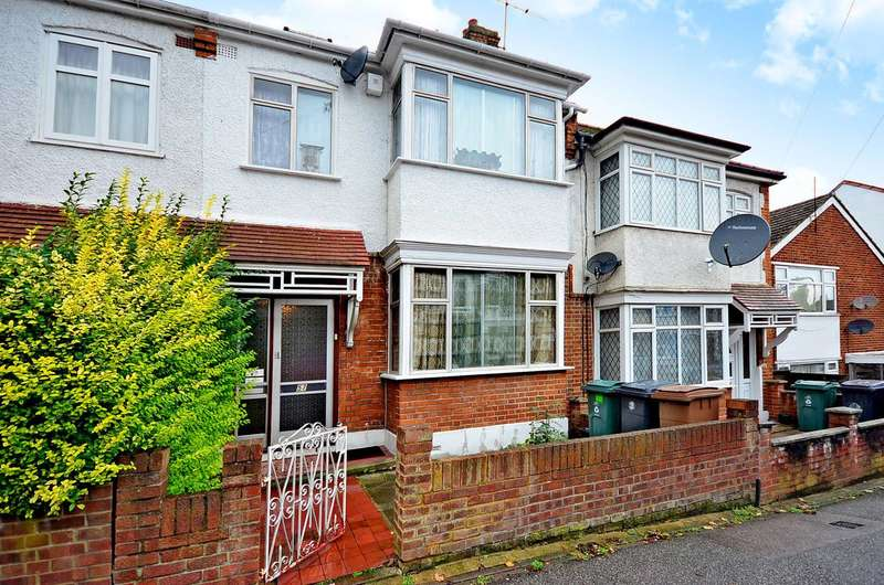 4 Bedrooms House for sale in Woodstock Road, Walthamstow, E17