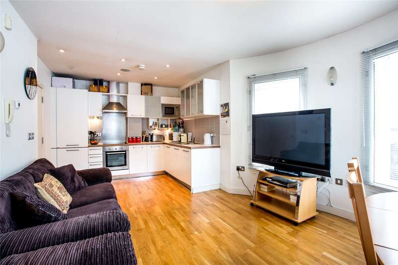 2 Bedrooms Flat for sale in Aspire Building, 10 Upper Richmond Road, London, SW15