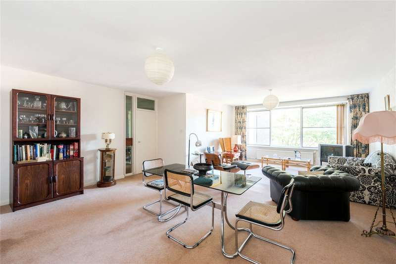 2 Bedrooms Flat for sale in Darwin Court, Gloucester Avenue, London, NW1