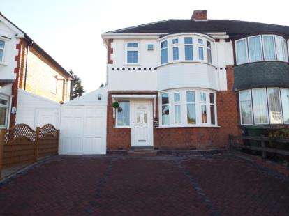 3 Bedrooms House for sale in Valley Road, Solihull, West Midlands