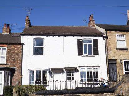 2 Bedrooms Terraced House for sale in Briggate, Knaresborough, North Yorkshire