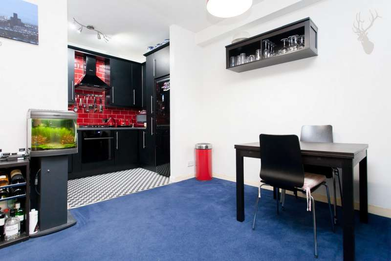 1 Bedroom Flat for sale in Ordell Court, Ordell Road, Bow, E3