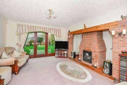 4 Bedrooms Detached House for sale in Diamond Avenue, Kirkby-In-Ashfield, Nottingham, Nottinghamshire