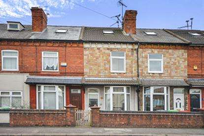 3 Bedrooms Terraced House for sale in Dalestorth Street, Sutton-In-Ashfield, Nottinghamshire, Notts