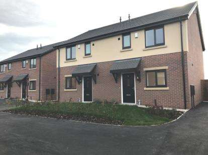 2 Bedrooms Semi Detached House for sale in Taylors Lane, Pilling, Lancashire, PR3