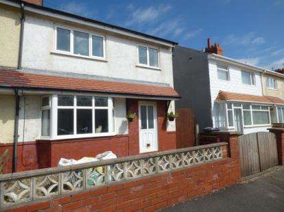 3 Bedrooms Semi Detached House for sale in Palatine Road, Thornton-Cleveleys, FY5