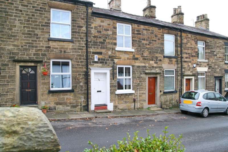 2 Bedrooms Cottage House for sale in Church Street, Bollington