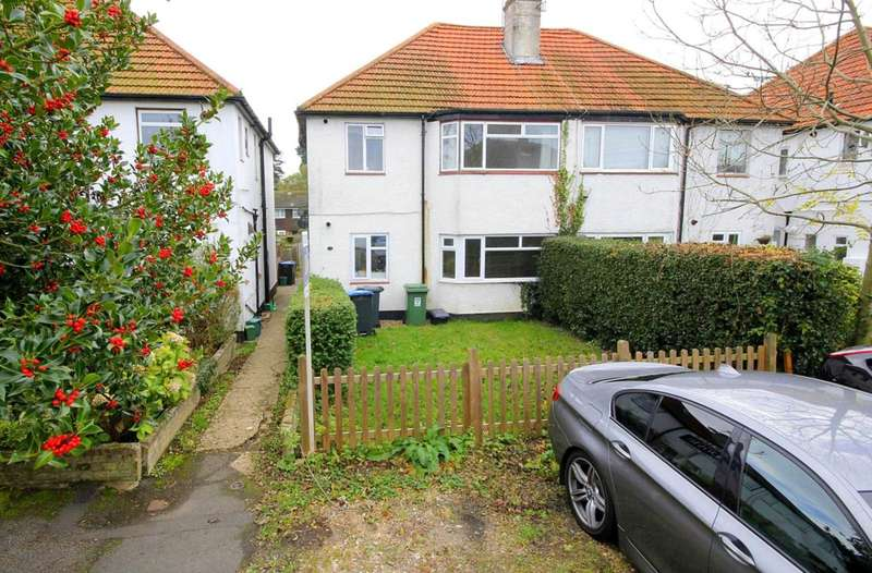 2 Bedrooms Maisonette Flat for sale in Melsted Road, Hemel Hempstead