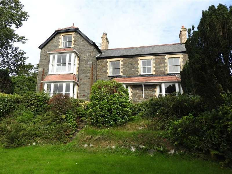 6 Bedrooms Property for sale in Llandre, Bow Street