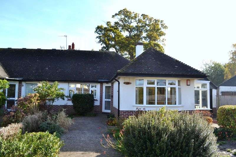 2 Bedrooms Semi Detached Bungalow for sale in Coulsdon Road, Sidmouth